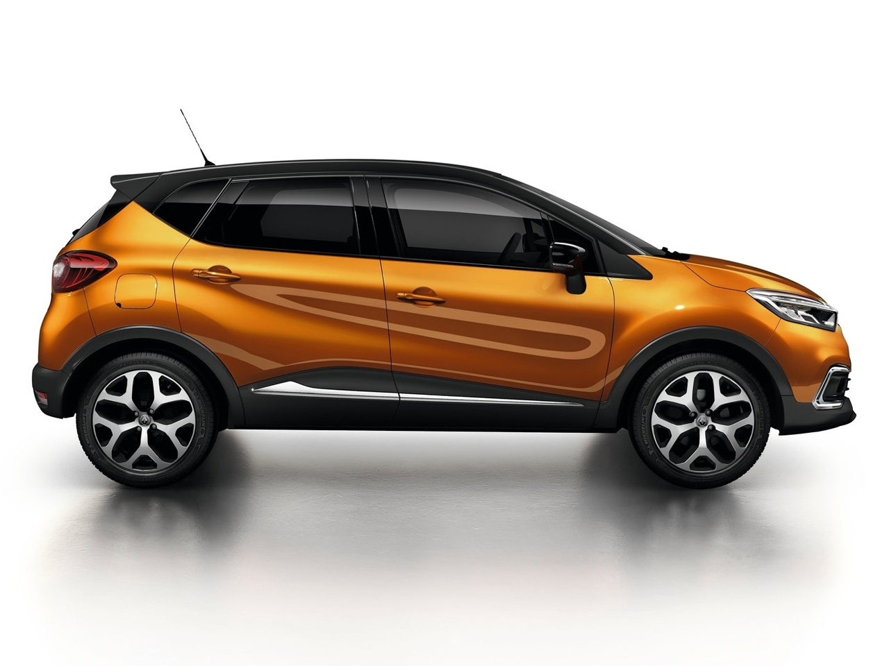captur lateral