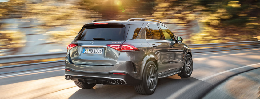 Mercedes AMG GLE 53 4matic+