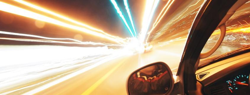 10 sistemas que mejoran la conducción nocturna