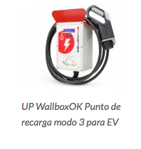 RECARGA WALLBOX