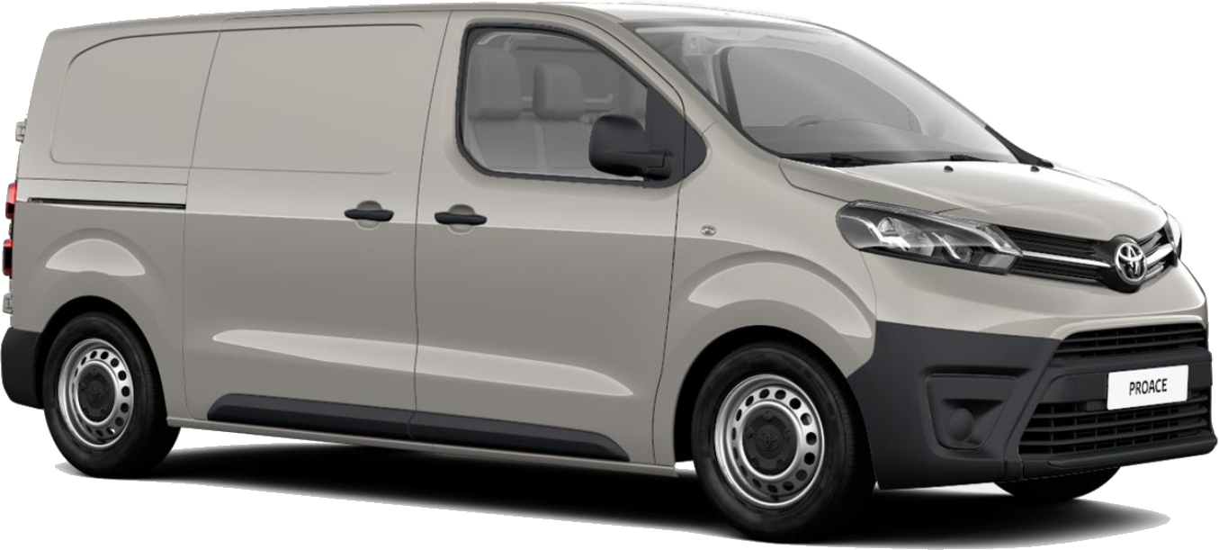 TOYOTA PROACE VAN MEDIA BUSINESS