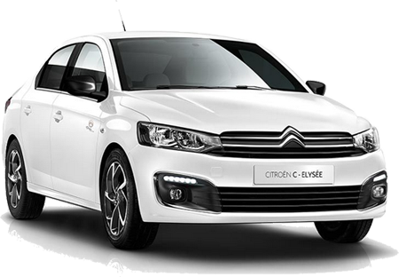 OFERTA DE RENTING BLACK FRIDAY CITROËN C-ELYSEE