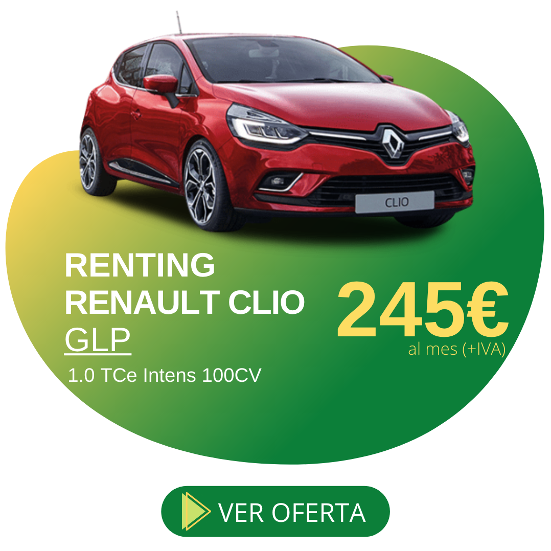 PLAN E_ RENTING RENAULT CLIO GLP_