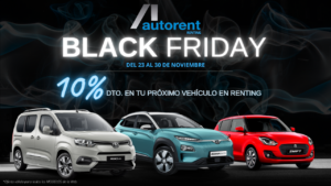 Black friday de autorent
