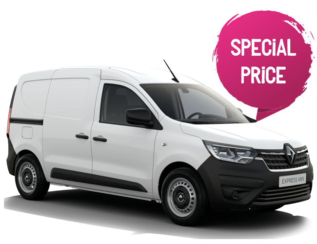 RENTING RENAULT EXPRESS SPECIAL PRICE